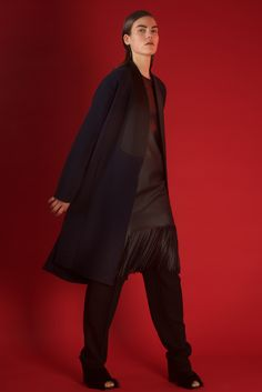Cédric Charlier Pre-Fall 2015 - Collection - Gallery - Style.com