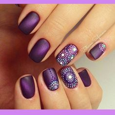 Карина барахолкова nails in 2019 ongles violets, ongles, faux ongles. Manicure, Shellac Nails, Toe Nails, Mandala Nails, Beach Nails, Beach Nail Art, Gel Nail Designs, Perfect Nails, Cool Nail Art