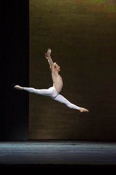 Steven McRae in The Human Seasons. Photo by Bill Cooper