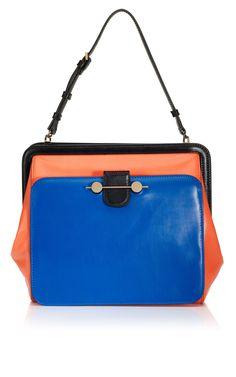 Jason Wu Daphne Shoulder Bag - love this color combo!