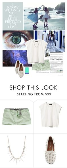 """""""Take me home, where my dreams are made of gold"""" by heartsmarts ❤ liked on Polyvore featuring Volcom, Priory of Ten, ASOS, J.Crew and Chanel"""