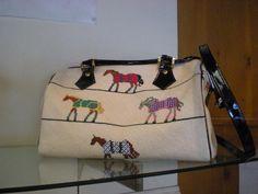 horse bag @ Po's Needlepoint