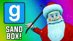 Gmod Sandbox Funny Moments - Santa Claus Tryouts! (Garry's Mod Early Chr...