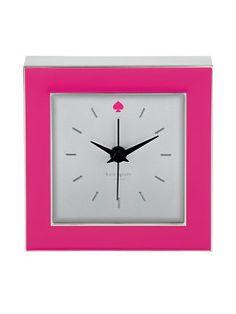 Cross Pointe Clock | kate spade new york