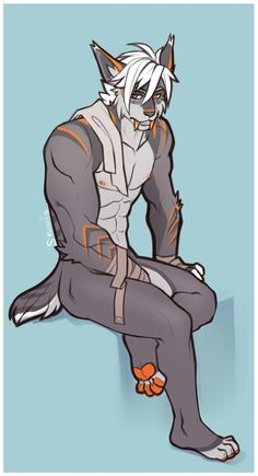 Furry Wolf, Furry Art, Anime Furry, Anime Wolf, Character Concept, Character Art, Character Design, Pokemon, Rare Animals
