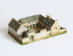 Tabletop Fix: Total Battle Miniatures - New Early Medieval Range Wargaming Table, Wargaming Terrain, Rustic House Plans, Dream House Plans, Fantasy Castle, Fantasy City, Fantasy Map, Waterloo Battlefield, Minecraft Blueprints
