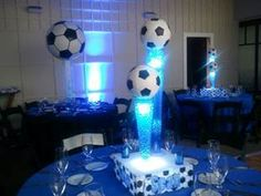 #Soccer #Mitzvah theme by #MMTheSpecialEventsCompany