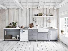 """Chichester"" by Neptune Kitchen Design (UK) Timber Kitchen, Industrial Style Kitchen, Modern Kitchen Design, Kitchen Furniture, Kitchen Interior, Ikea Kitchen Storage, Neptune Kitchen, Bespoke Kitchens, Fitted Kitchens"