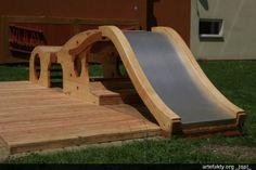 Wooden playgrounds. artefakty.org _(qp)_