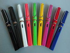 Was war Dein erster Füller in der Schule?