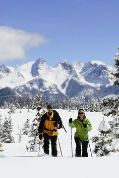 Snowshoeing at Durango Mountain Resort, Durango, Colorado Winter Hiking, Winter Fun, Winter Snow, Denver City, Go Skiing, Ice Climbing, Mountain Resort, Travel Design, Winter Activities