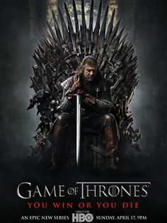 A great poster of Ned Stark (Sean Bean) from Season 1 of Game of Thrones! You win or you die. Winter is coming so check out the rest of our fantastic selection of Game of Thrones posters! Need Poster Mounts. Game Of Thrones Saison, Game Of Thrones Series, Game Of Thrones Tv, Game Of Thrones Synopsis, Ned Stark, Eddard Stark, Movies And Series, Hbo Series, Movies And Tv Shows
