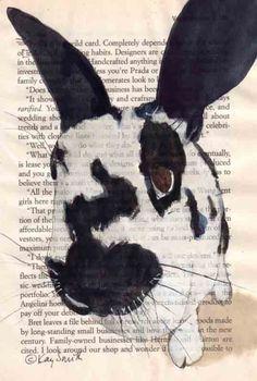 Rabbit Morning -- Kay Smith