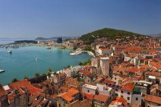 Posti da vedere -Split, Croazia
