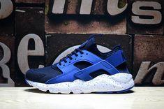 100% authentic 2cc02 83241 Size Euro 44 nike air huarache run ultra PK4 mens shoes blue Black