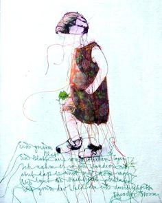Rita Zepf | Textiles Illustration