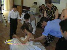 : Faze tari de la O nunta , Sibiu ! Romania, Wrestling