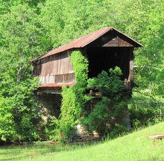 bridges in alabama | Covered Bridges in the State of Alabama