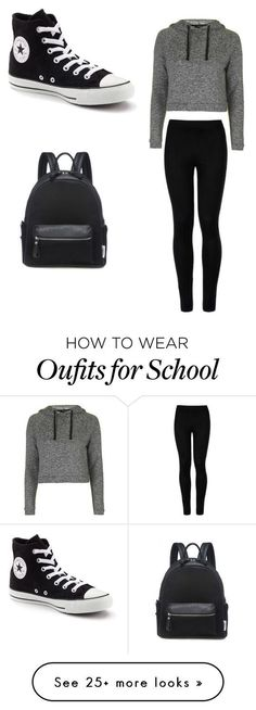 """Me school days"" by kaomong-khaab on Polyvore featuring Wolford, Topshop and…"