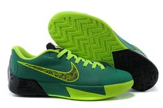 Free Shipping Only 69$ KD Trey 5 II Volt Dark Green Black Electric Green