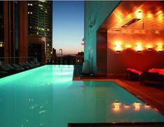 OopsnewsHotels - The Standard Downtown LA. Centrally located in Los Angeles, The Standard Downtown LA is within a five-minute walk of 7th Street / Metro Center Station and provides a rooftop pool. It is close to the Los Angeles Public Library, eateries and shops.   This trendy hotel offers valet parking, 24-hour room service and a beauty centre. The front desk operates 24/7 and the friendly staff can suggest places to visit and provide other tourist information.