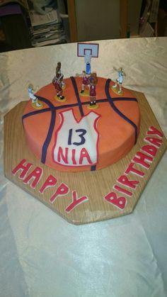 Nia's cake