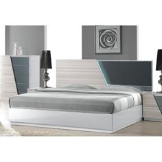 Price Check Nikhat Platform Bed By Orren Ellis