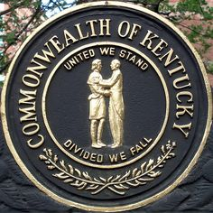 Commonwealth of Kentucky. United we stand, divided we fall #kentucky #statemotto