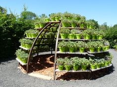 Iglo Garden {chaumontsurloire}