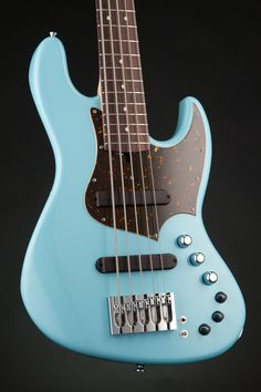 "The following XOTiC Bass XJ-1T Sonic Blue with HRI has been added into the ""Available Now"" page. http://www.xotic.us/guitars/available/ Check it out!!  #Xotic #Exotic #Guitars #Basses"