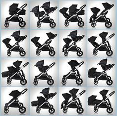 What's Your Favorite Stroller? I have worked as a nanny for and my favorite stroller I have used is the Baby Jogger City Select Stroller . I love that the City Select offers the uniq… City Select Double Stroller, Double Stroller Reviews, Baby Jogger City Select, Best Double Stroller, Single Stroller, Double Strollers, Orbit Baby, Baby Jogger Stroller, Baby Strollers