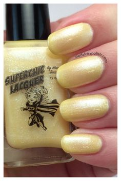 SuperChic Lacquer Kissed by the Sun