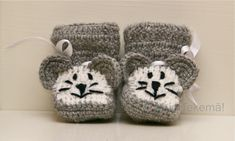 Baby Knitting Patterns, Knitting Socks, Knit Crochet, Baby Shoes, Crafts, Baby Things, Crocheting, Slippers, Ideas