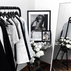 Closet, frames decor inspo