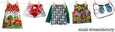 small dreamfactory....lots of free patterns and tutorials for kids