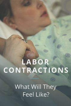 If you're a first-time mom, you might be wondering what contractions feel like. Here's a guide to contractions and how to tell if you're in labor. Pregnancy Labor, Pregnancy Foods, Pregnancy Quotes, Before Baby, Thing 1, Baby On The Way, Baby Makes, Newborn Care, Expecting Baby
