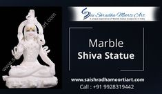🤗🤗 Celebrate This Shivratri with Us 🥳🥳🙏🙏 We Presenting Marble Shiva Statue on This Shivratri Only for You. 💯💯 Shivratri Special offer 🤩🤩 ✔️ Best Quality ✔️ Fine Crafted ✔️ Mesmerizing Finishing 📲Contact us: 7976419167 Lord Krishna, Lord Shiva, Marble Furniture, Stone Fountains, Shiva Statue, Marble Art, Gods And Goddesses, Jaipur, Deities