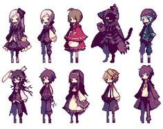 rpg game I made this pixel game alice mare free horror adventure game ohoh they are so cute ;v;