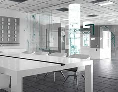 """Check out new work on my @Behance portfolio: """"Showroom for Aluprof Company""""…"""