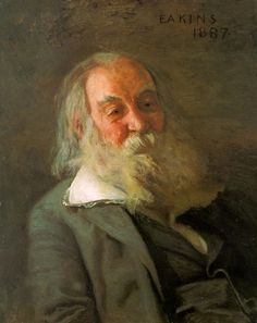 Art Now and Then: Walt Whitman