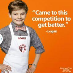 Logan Guleff Memphis Winner of MasterChef Junior on FOX with Gordon Ramsay
