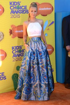 3. Iggy Azalea At Nickelodeon's 28th Annual Kids' Choice Awards | The Most Fab And Drab Celebrity Looks Of The Week