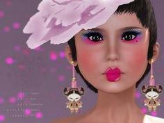 nº 7 MYRIAM {circus collection} makeup | Flickr - Photo Sharing!