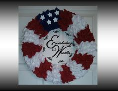 Checkout this amazing product US Flag Wreath at Shopintoit