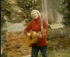 Belgian nun, Jeannine Deckers, aka: Soeur Sourire (Sister Smile) but better known in the U.S. as The Singing Nun.  This is her remake (disco version 1982) of her 1963 classic hit Dominique and is the last video of her before her death in 1985.