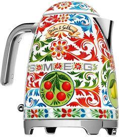 f84fa934b195 Smeg x Dolce   Gabbana kettle Kettles