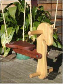 Horse swing $195