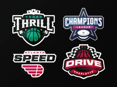 Champs Hoops by Stanislav on Dribbble