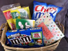 Utah County Mom: Thank you basket
