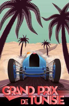 1933 / Grand Prix de Tunisie